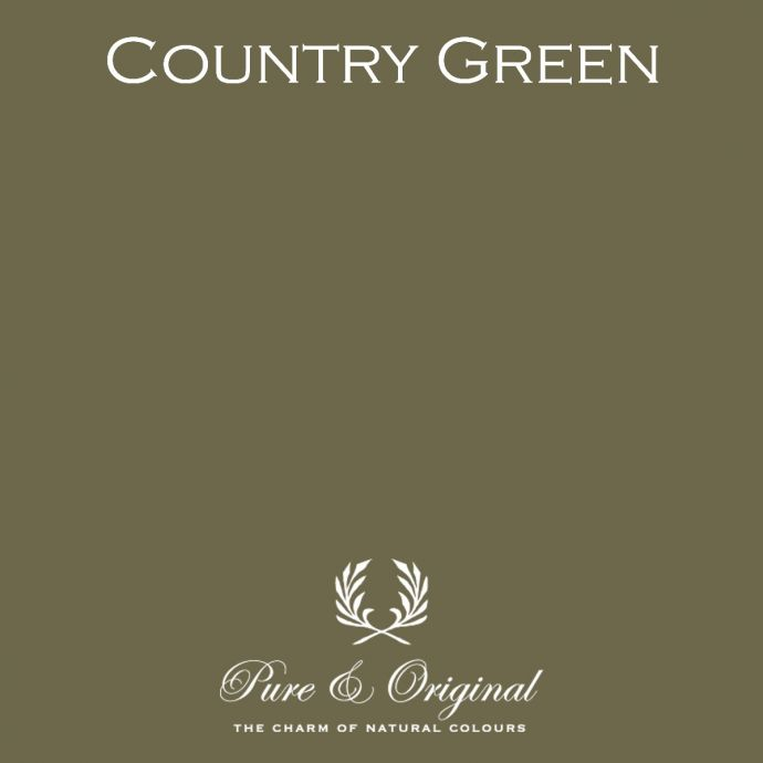 Pure & Original Fresco Country Green