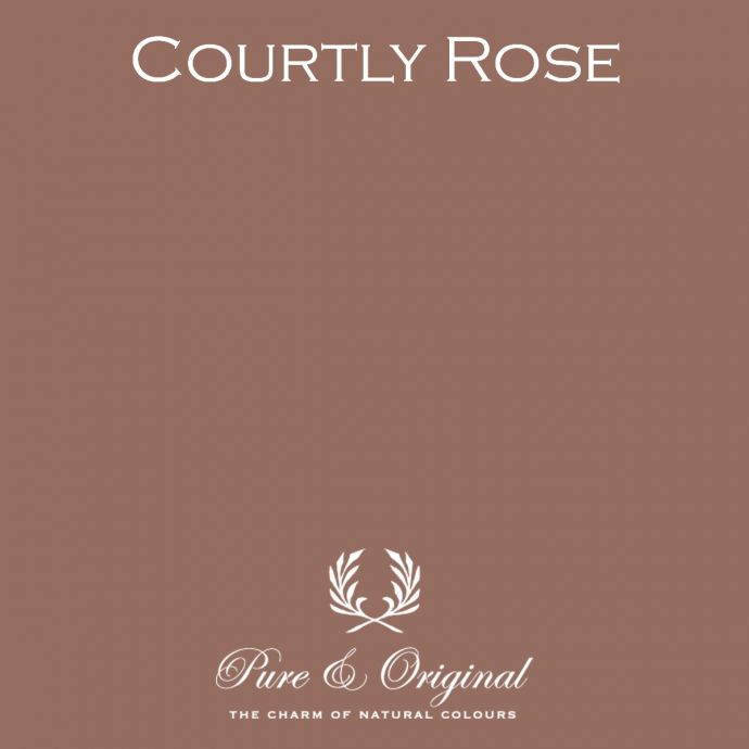 Pure & Original Wallprim Courtly Rose
