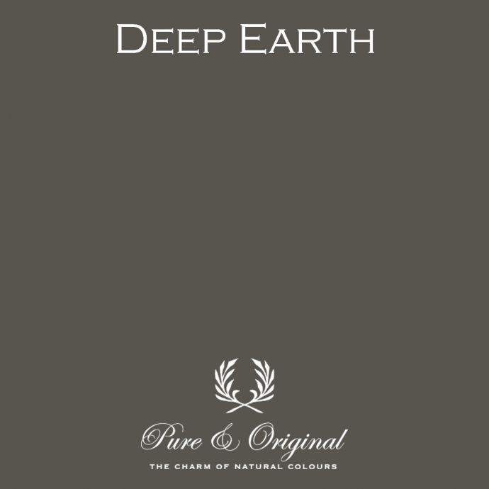 Pure & Original Wallprim Deep Earth