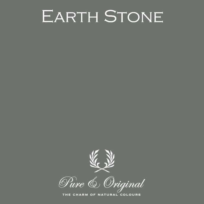 Pure & Original Wallprim Earth Stone
