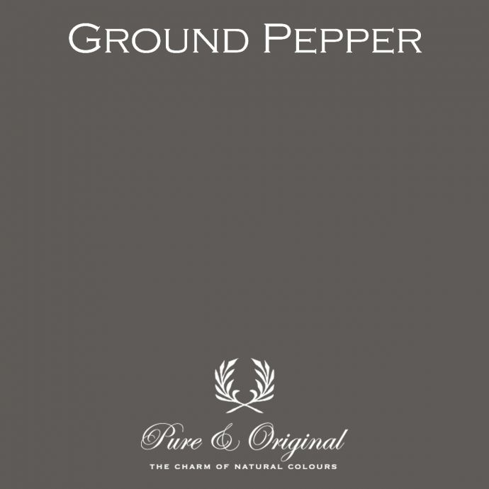 Pure & Original Wallprim  Ground Pepper