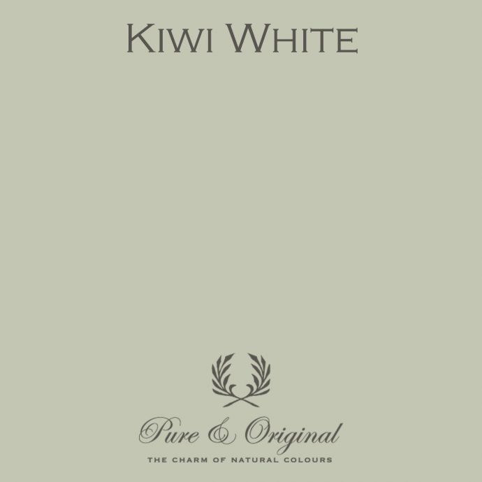 Pure & Original Fresco Kiwi White