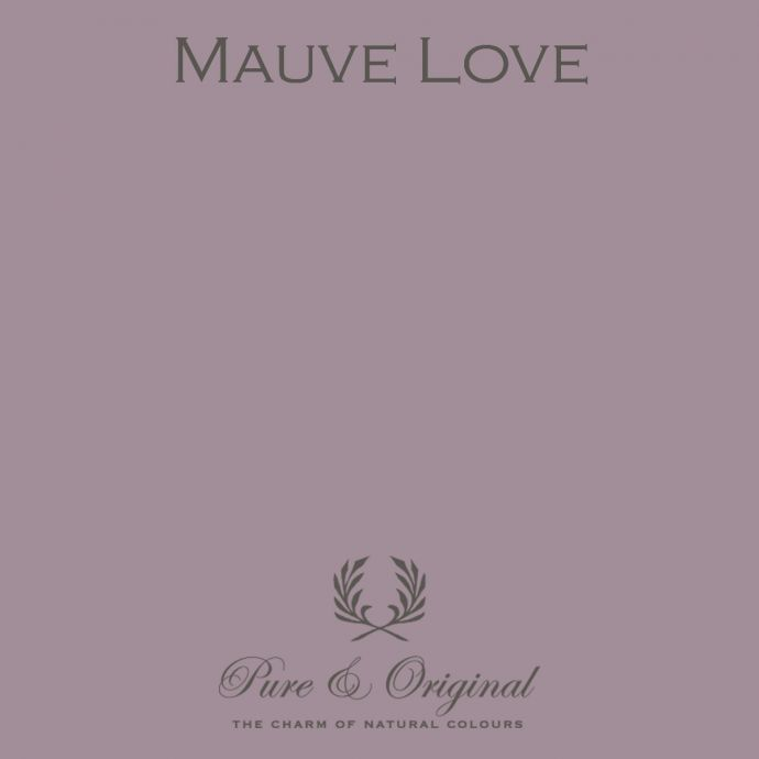 Pure & Original Wallprim Mauve Love