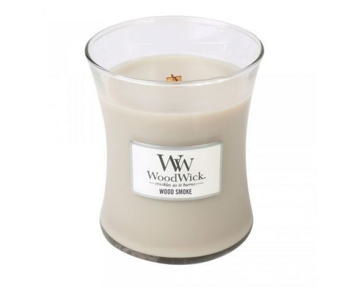 WoodWick Candle Wood Smoke