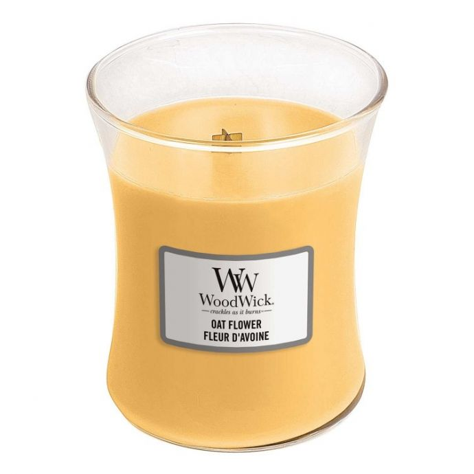 WoodWick Candle Oat Flower
