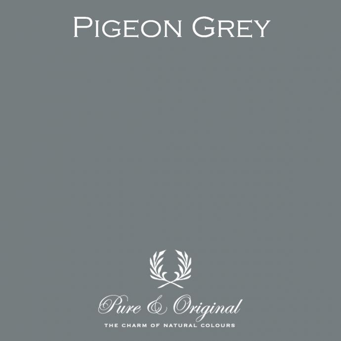 Pure & Original Wallprim Pigeon Grey