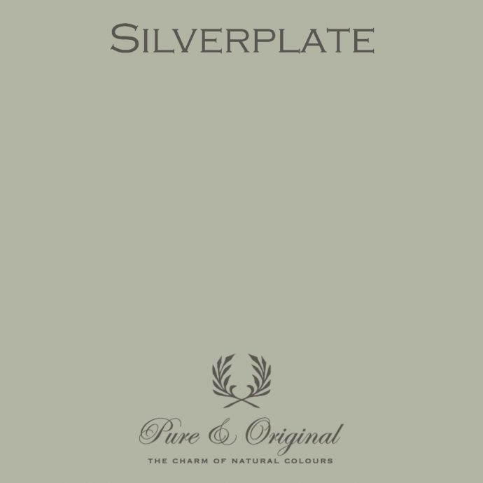 Pure & Original Wallprim Silverplate
