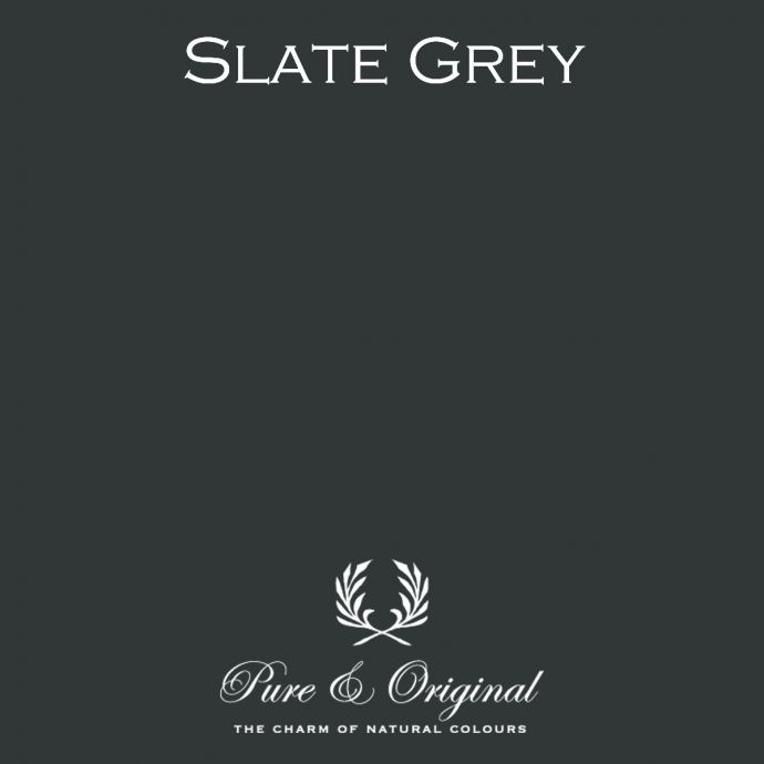 Pure & Original Wallprim Slate Grey