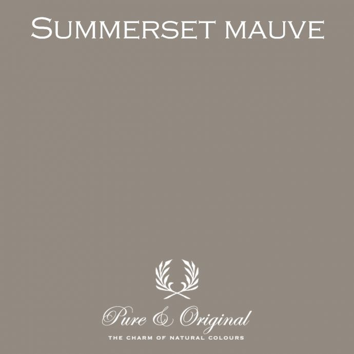 Pure & Original Wallprim Summerset Mauve