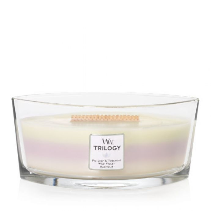 WoodWick Candle Terrace Blossoms Ellipse