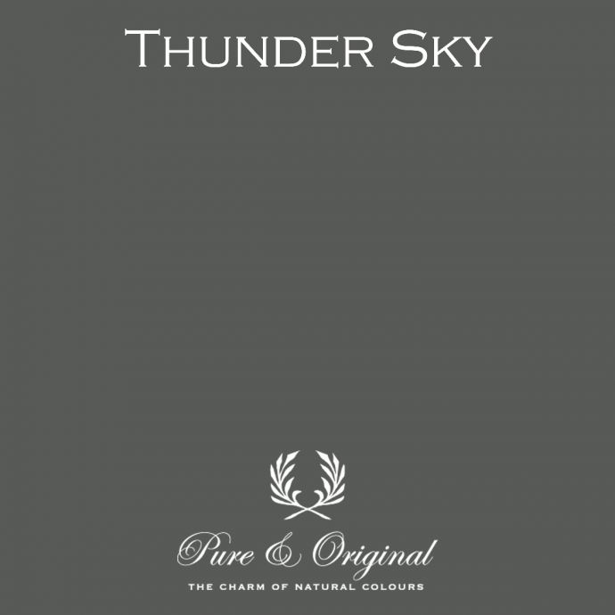 Pure & Original Wallprim Thunder Sky