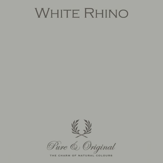 Pure & Original Wallprim White Rhino