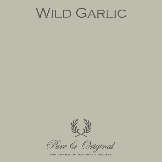 Pure & Original Wallprim Wild Garlic