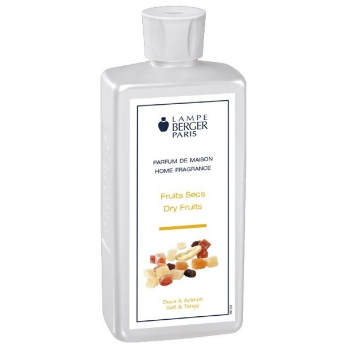 Lampe Berger parfum dry fruits