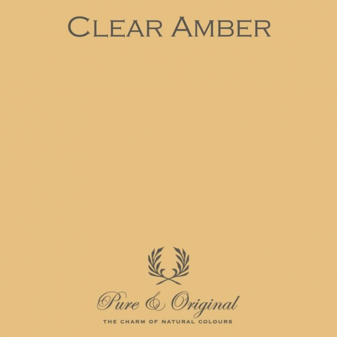 Classico Clear Amber