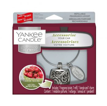 Yankee Candle Autoparfum Charming Scents Black Cherry