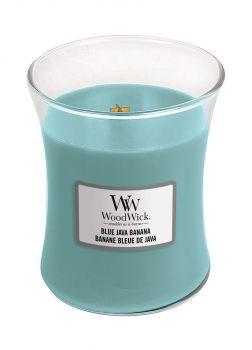 WoodWick Candle Blue Java Banana