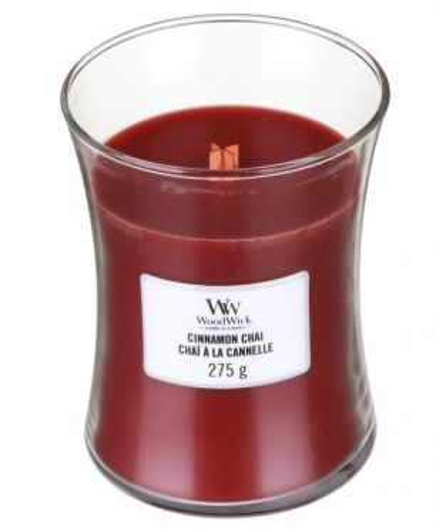 WoodWick Candle Cinnamon Chai