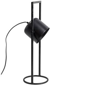 Bureaulamp zwart