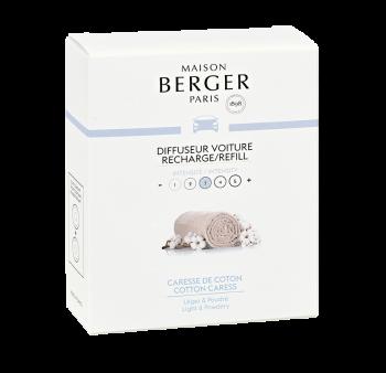Maison Berger Autoparfum Navulling Cotton Caress