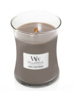 WoodWick Candle Sand & Driftwood