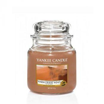 Yankee Candle warm desert wind
