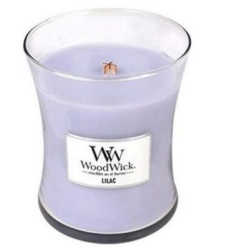 WoodWick Candle Lilac
